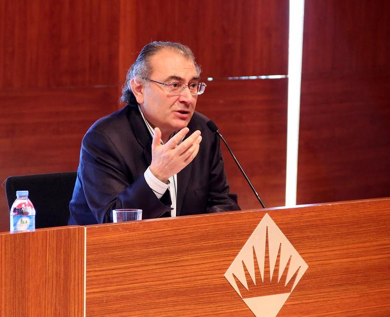 Prof. Dr. Nevzat Tarhan Bahçeşehir Üniversitesi öğrencileriyle söyleşti
