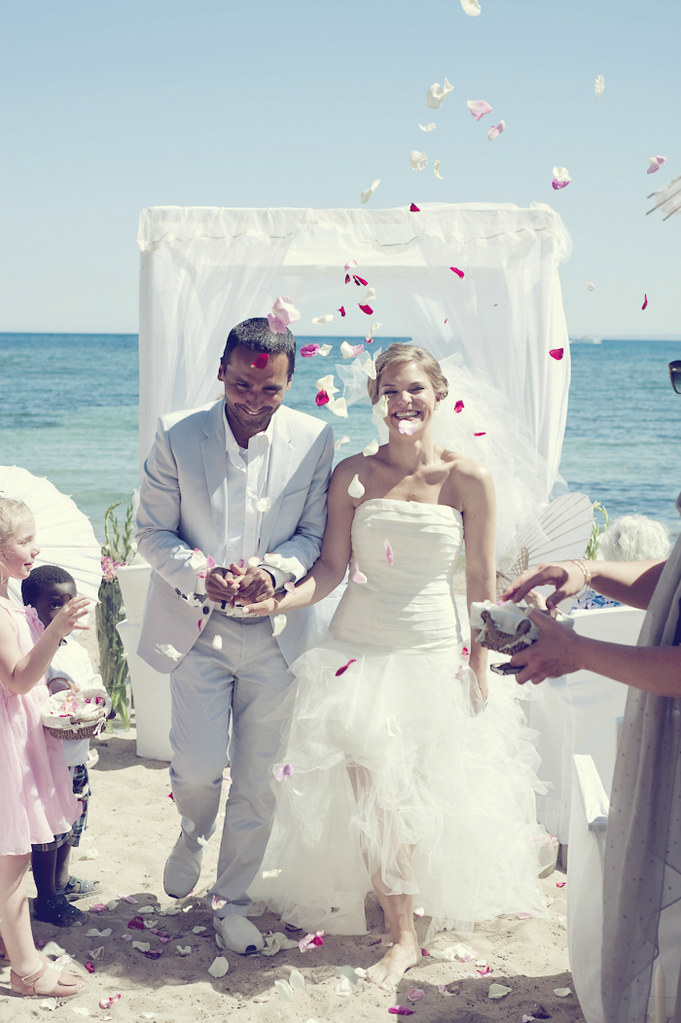 Andreas & Pascal, real Ibiza wedding