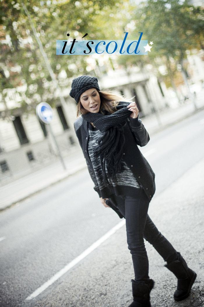 street style barbara crespo C&A outfit november winter