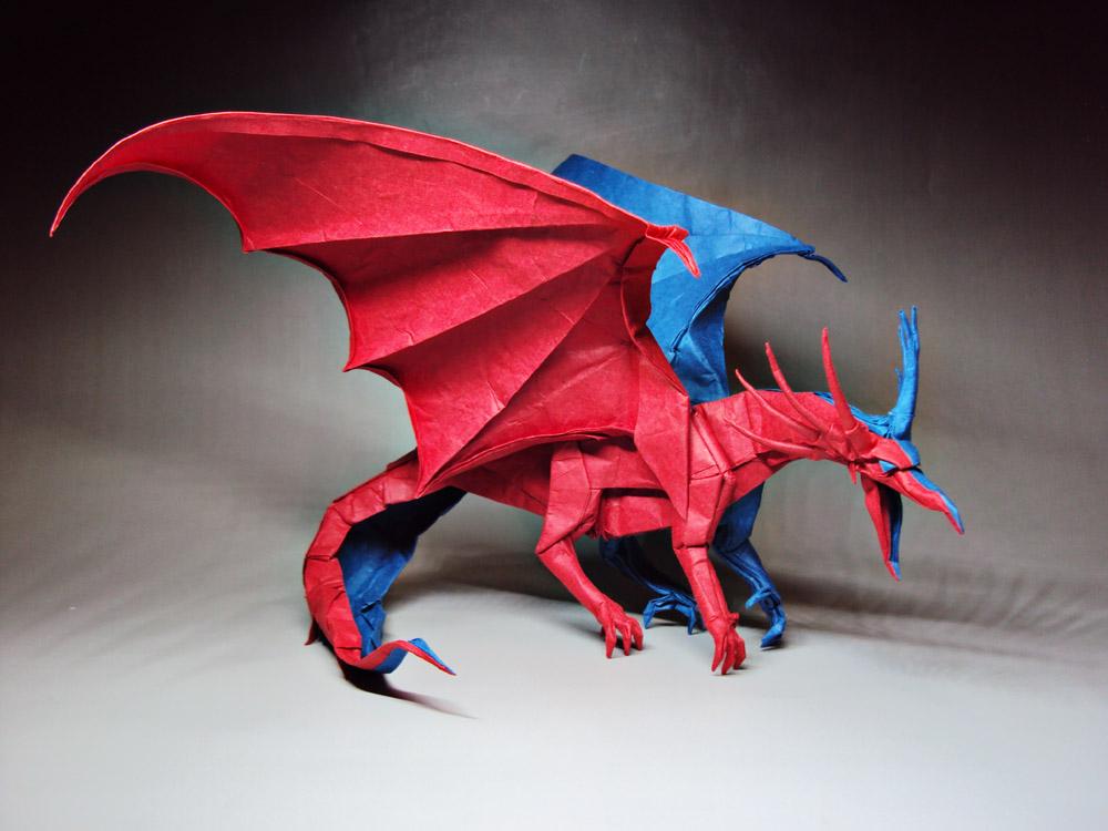 Ancient Dragon Satoshi Kamiya This Was My First Successful