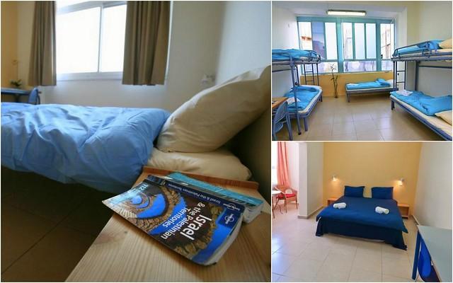 Rooms at Abraham Hostel Jerusalem, Israel