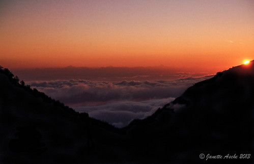 travel film clouds sunrise 35mm europe hiking 1988 slide greece fujifilm scannedslide mtolympus