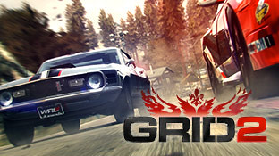 PS Plus: Grid 2