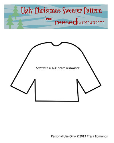 Christmas Diy Ugly Christmas Sweater Ornament  Reese Dixon. Reference Examples For Resumes Template. Home Budget Spreadsheet Template Free Cghhg. Google Excel Template. Set Timer For 15 Minutes Template. Proof Of Delivery Form Template. Resume Summary For Sales Template. Special Education Teacher Resume Templates. Online Monthly Calendar 2015 Template