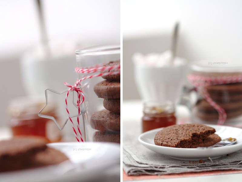 cocoa cardamom biscuit