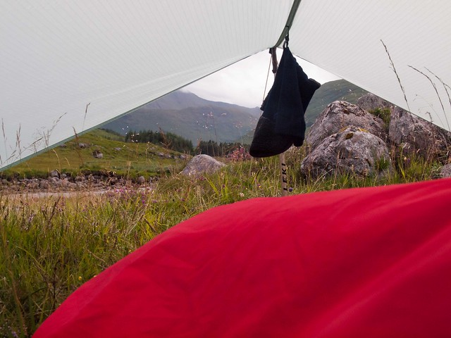 Bivvy Glen Kinglass