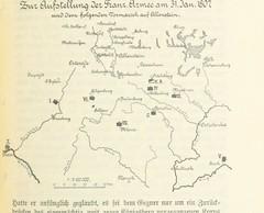 """British Library digitised image from page 37 of """"Die Heerführung Napoleons und Moltkes ... Mit dreizehn Skizzen, etc"""""""