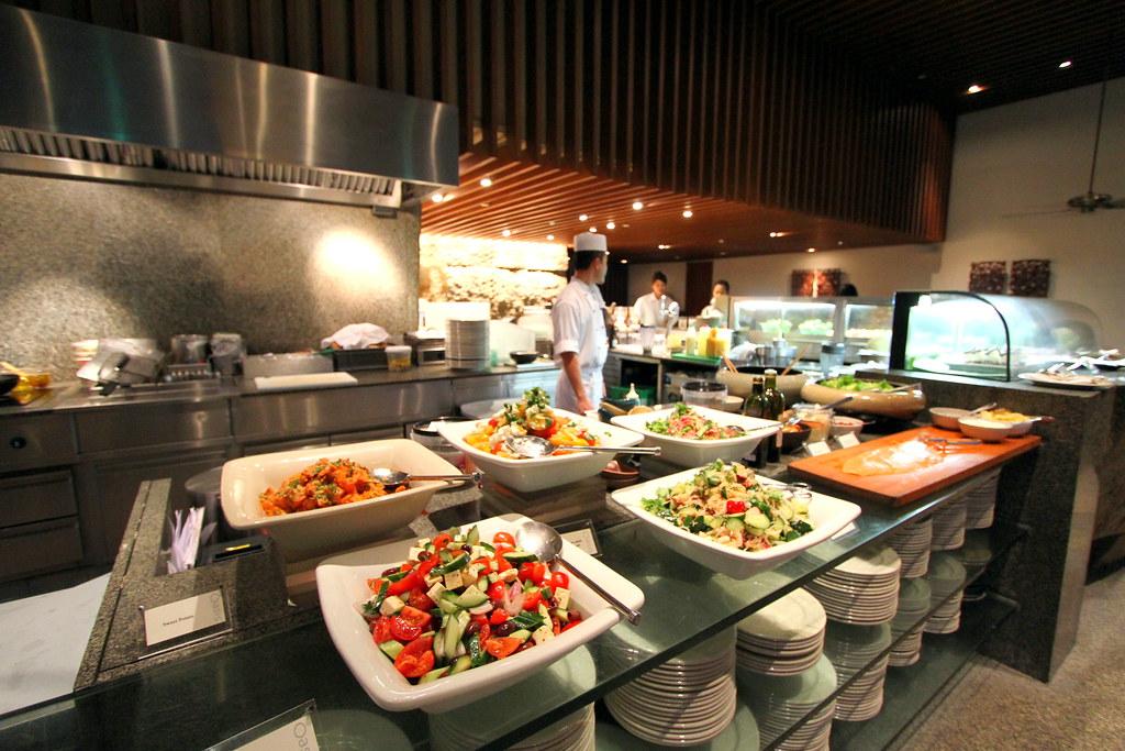 Grand Hyatt Singapore: Oasis Grill