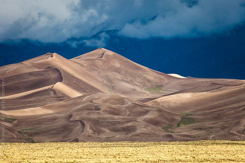 Mountains of Sand and Rock