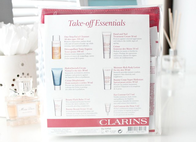 Clarins Travel Essentials Set Review 2