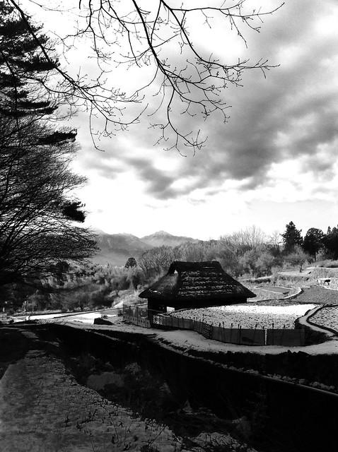 「花子とアン」 : 花子の家。
