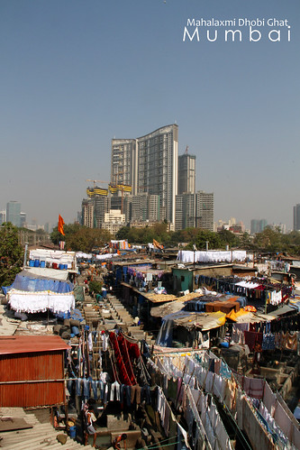 Mahalaxmi Dhobi Ghat by saish746