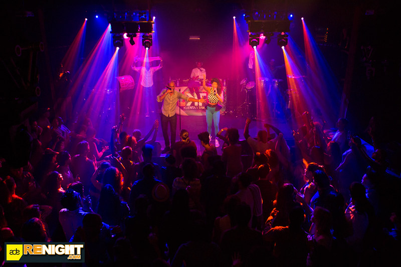 ADE 2013 Festival Day 1 - KiT Album Showcase - Sugar Factory