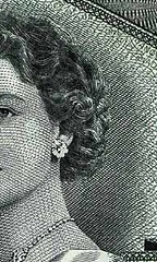 1954 Elizabeth II portrait