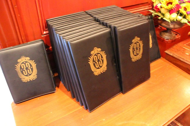 Club 33 at Disneyland
