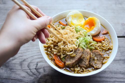 how to make homemade ramen soup