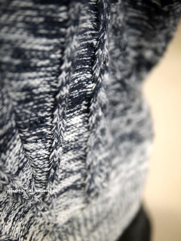 Queen Shop 毛衣 牛仔短褲 (9)