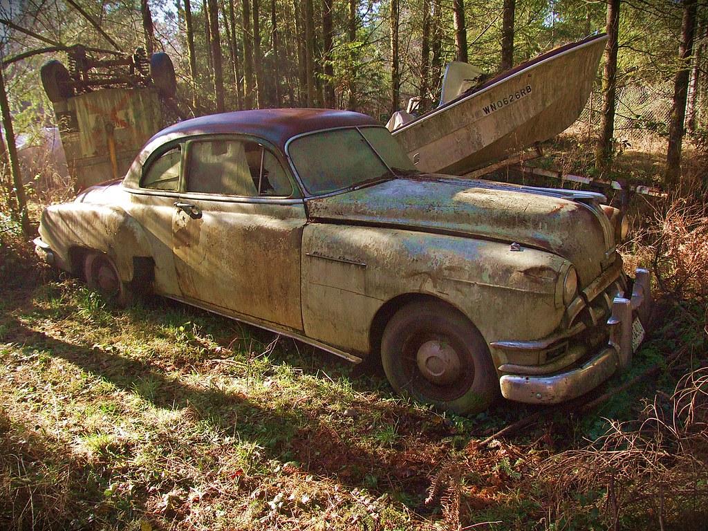 Pontiac Silver Streak 2DR - Trust Salvage - Auburn WA