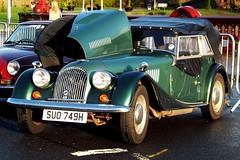automobile, morgan +4, vehicle, automotive design, antique car, classic car, vintage car, land vehicle, luxury vehicle, convertible,