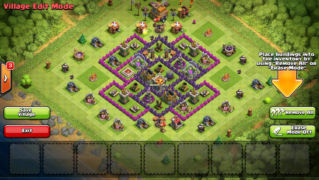 Base for war th7 without king barbarian search results web design