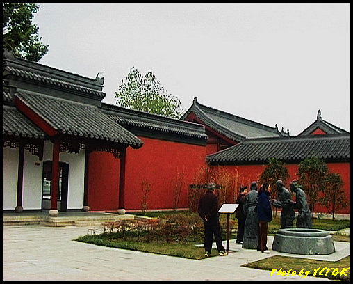 杭州 西湖湖畔的錢王祠 - 052