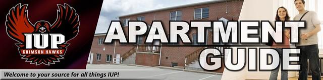 IUP BANNER Apartment