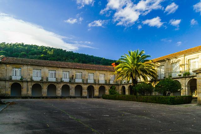 Convento de Sto. Domingo de Ribadavia