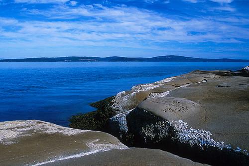 Roberts Memorial Park, Nanaimo, Vancouver Island, British Columbia, Canada