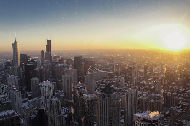 Vistas Hancock Tower Chicago
