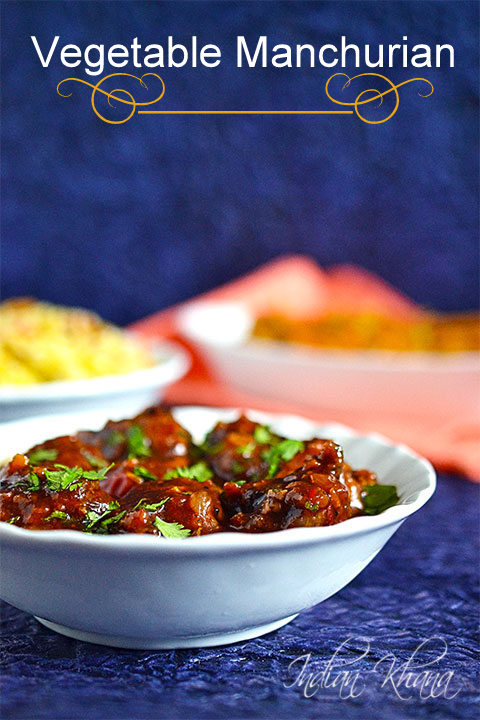 Vegetable-Manchurian-Gravy