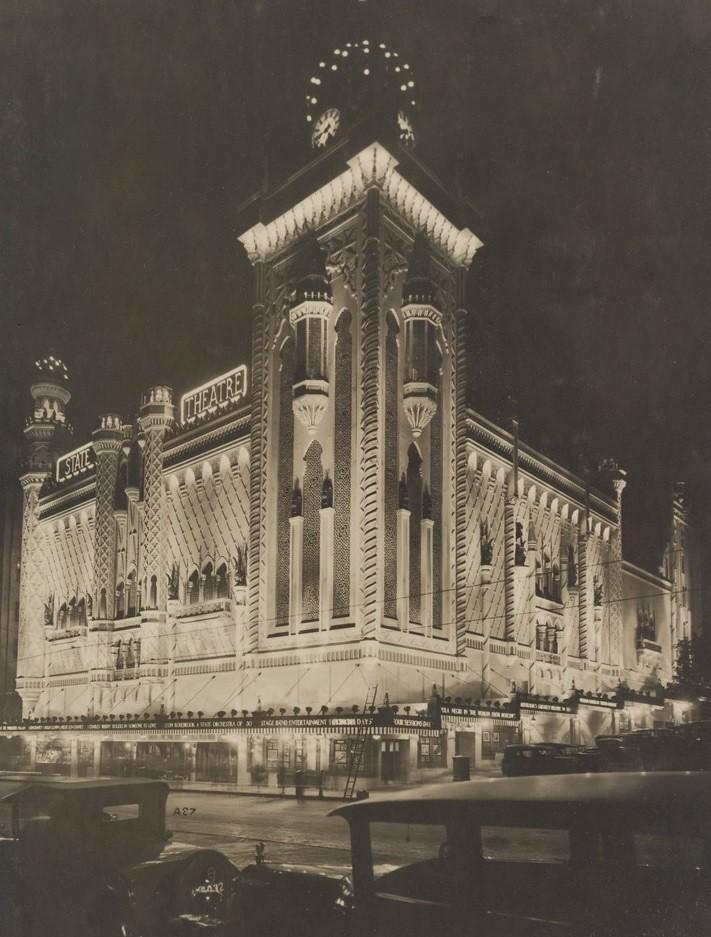 Former State Theatre (Forum Theatre)