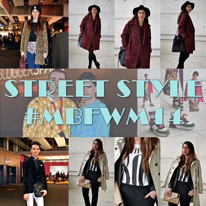 STREET STYLE #MBFWM14