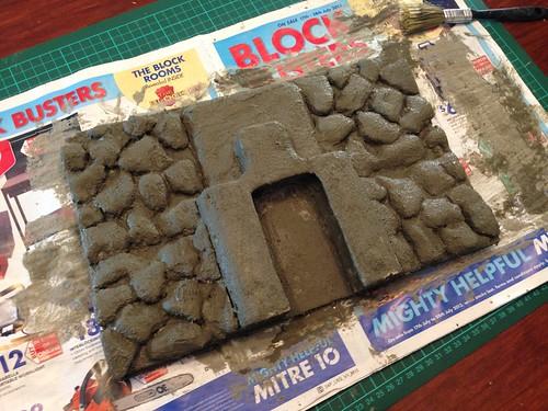 Several Coats'o'Concrete