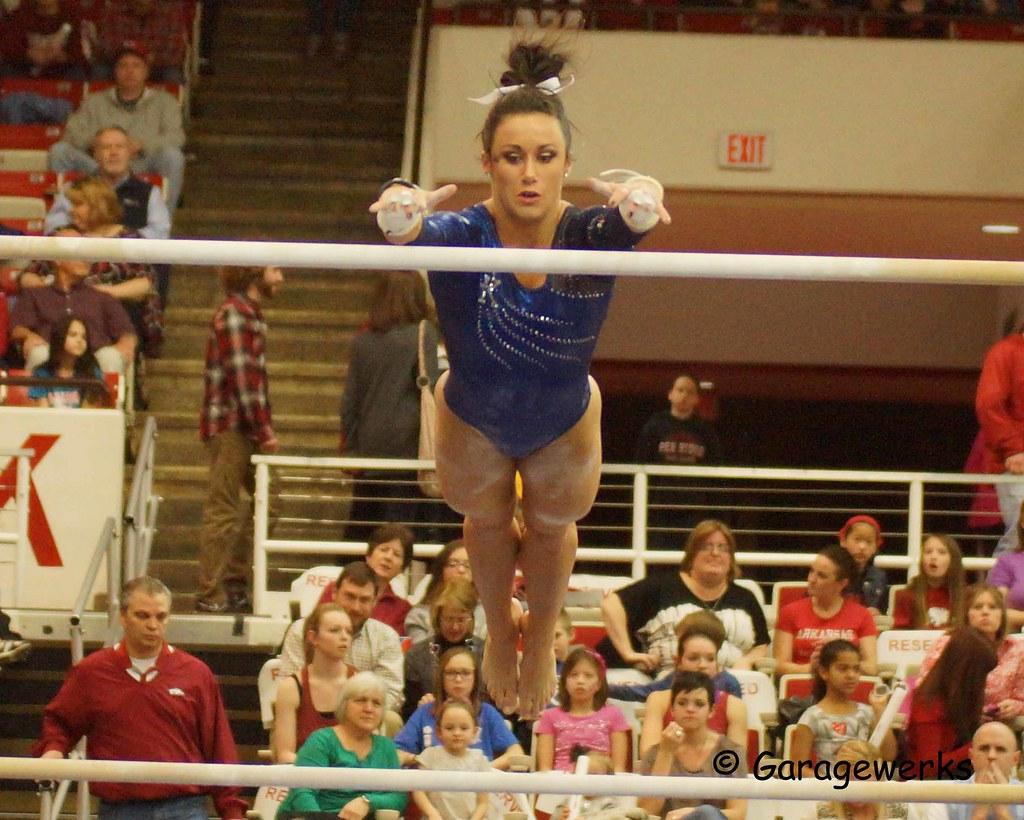 University of Arkansas Razorbacks vs University of Kentucky Gymnastics