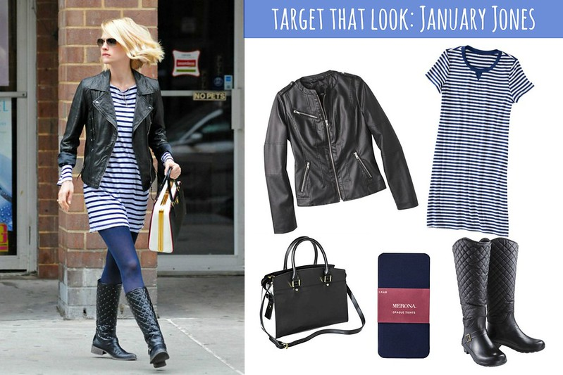 Target That Look: January Jones