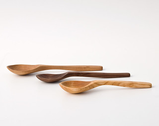 small serving spoons 065-067