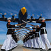 Silent Drill Platoon & Blue Angels 'Fat Albert' by DVIDSHUB