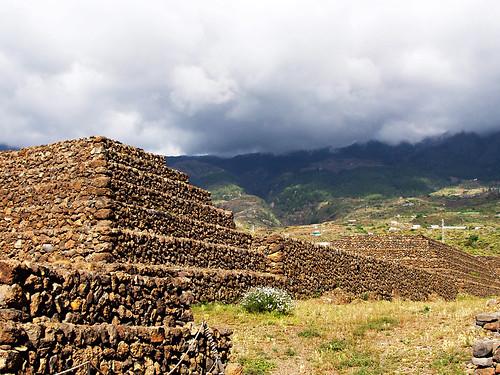 Pyramids, Pyramids de Guimar Ethnological Park, Tenerife