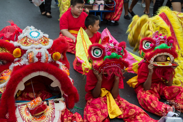 Chinese New Year Bangkok