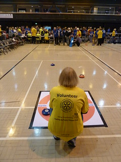 Rotary District 1270 Disability Games 2014
