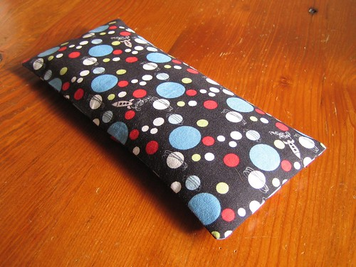 Outer Space eye pillow