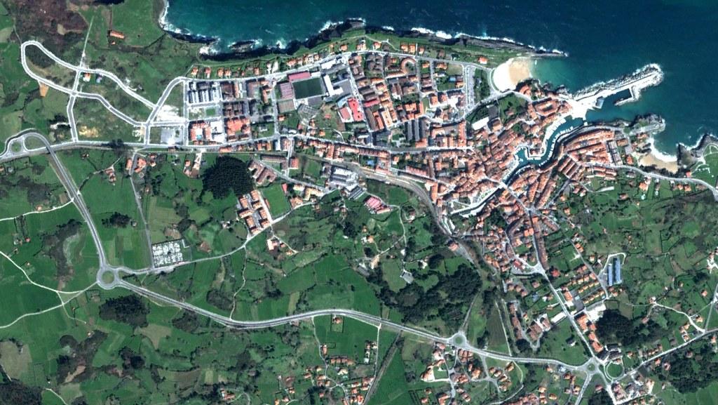 llanes, asturias, dilecta patria, después, urbanismo, planeamiento, urbano, desastre, urbanístico, construcción, rotondas, carretera