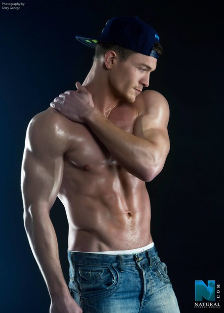 Alfie Night Natural Fitness Models 1