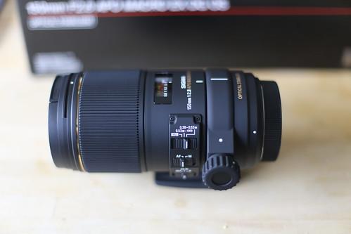 Sigma 150mm f2.8 EX DG OS