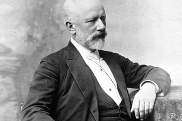 Pyotr Il'yich Tchaikovsky