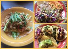 Delicious #veganceviche #vegansopa and #vegantacos  #whatveganseat