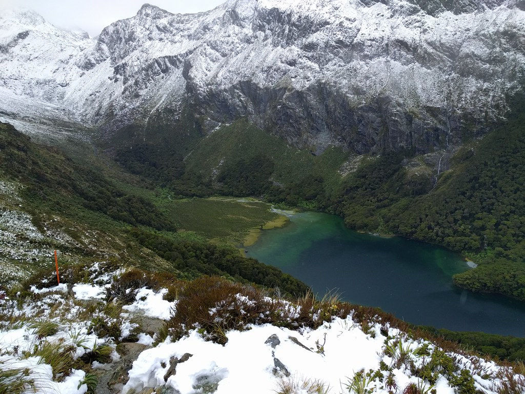 the divide new zealand