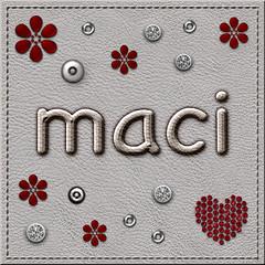 Maci Logo