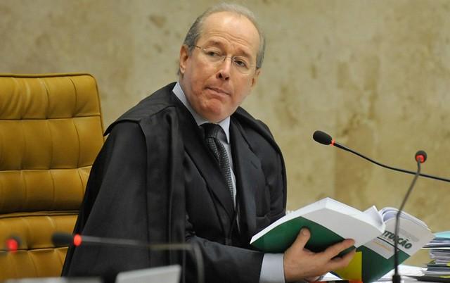Celso de Mello, ministro do Supremo Tribunal Federal desde 1989 - Créditos: José Cruz/ Agência Brasil