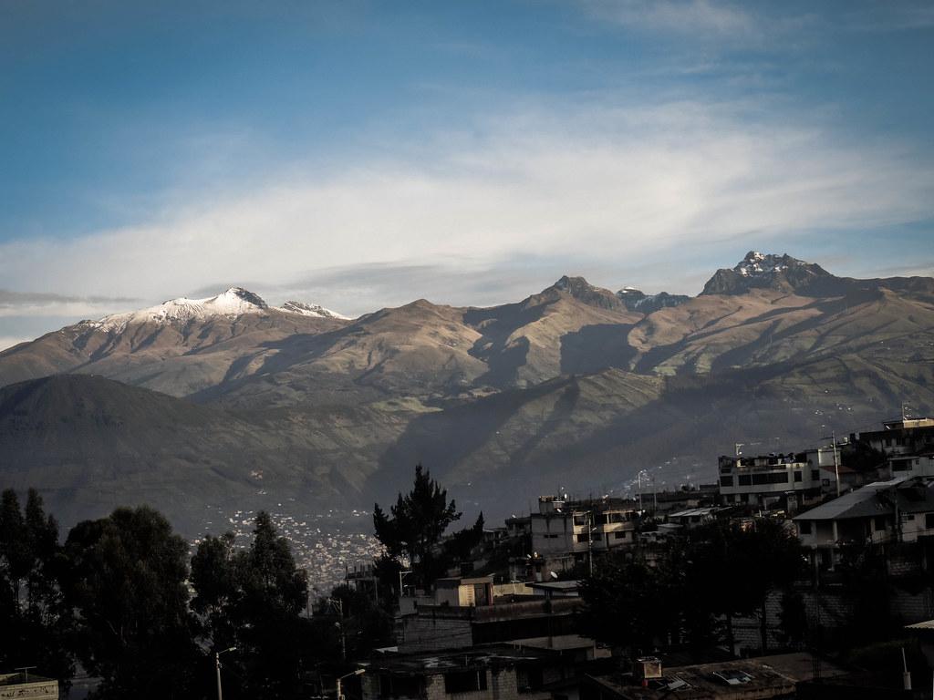 Desde la Argelia - Quito